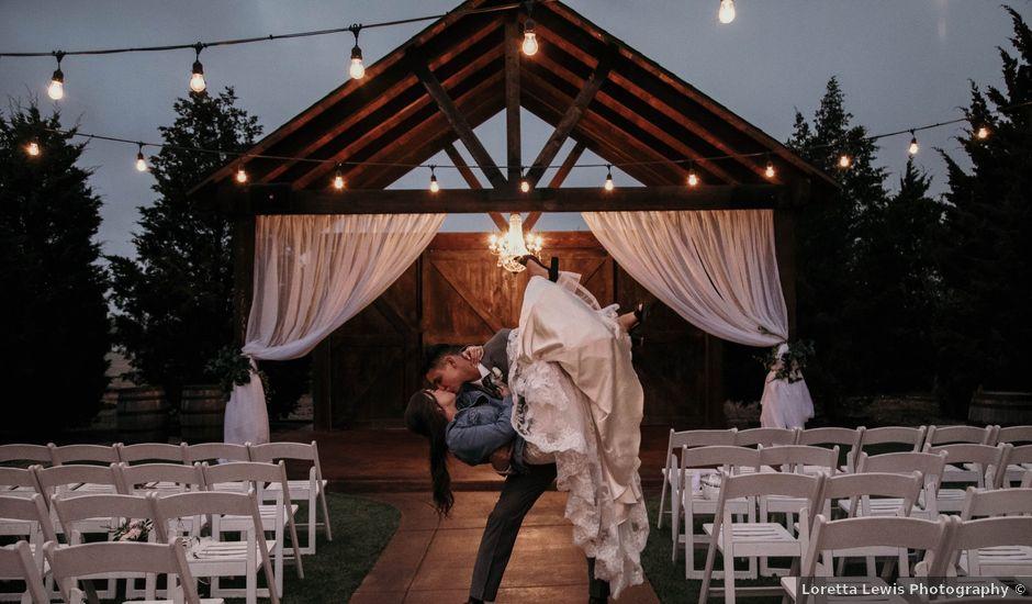 Hanna and Braxton's Wedding in Oklahoma City, Oklahoma