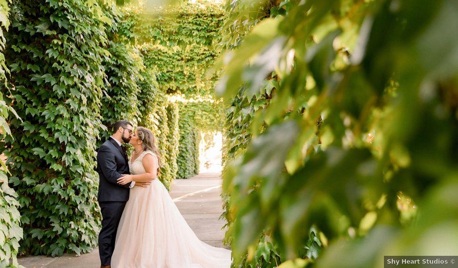 Alex and Ja'Nien's Wedding in Irvine, California
