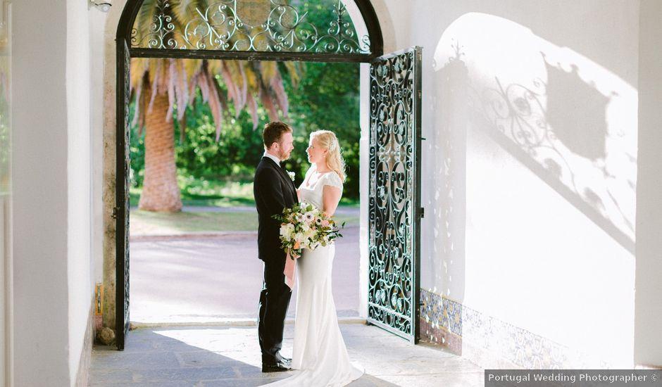 Gunnar and Eli's Wedding in Sintra, Portugal