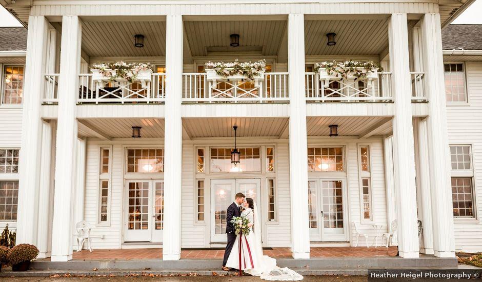 John and Allison's Wedding in Howell, Michigan