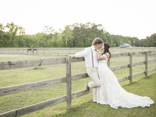 The wedding of Mica and Dalton