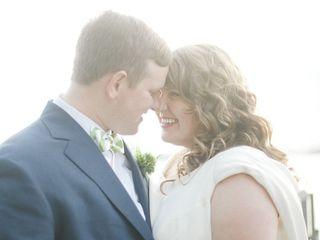The wedding of Chuck and Lisa