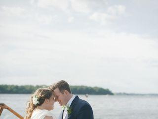 The wedding of Chuck and Lisa 2