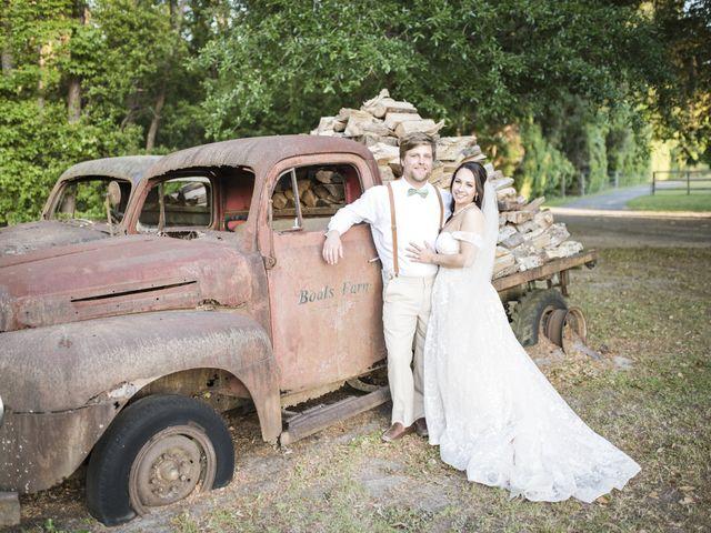 Dalton and Mica's Wedding in Charleston, South Carolina 29