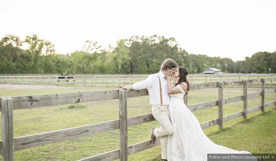 Dalton and Mica's Wedding in Charleston, South Carolina