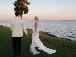 The wedding of Caroline and Harris 3
