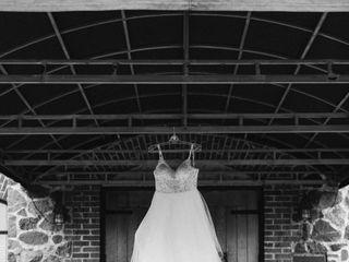 The wedding of Kayla  and Brett 1