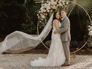 The wedding of Julia and Jon
