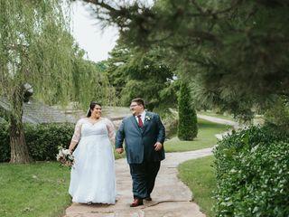 The wedding of Gabriela and Jevyn