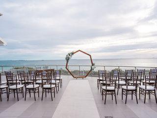 The wedding of Sarah and Tom 3