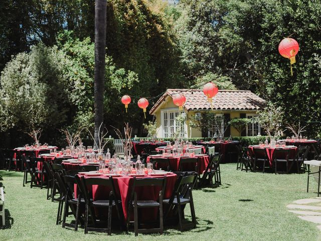 Weei and Rory's Wedding in Los Angeles, California 1