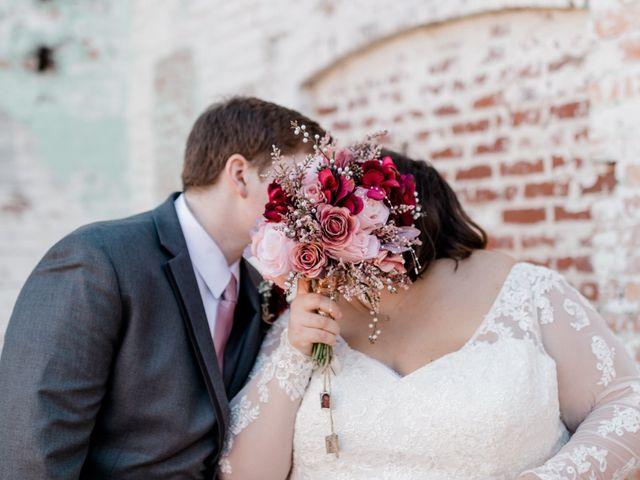The wedding of Peyton and Gage