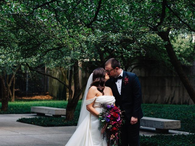 The wedding of Jeana and Gus
