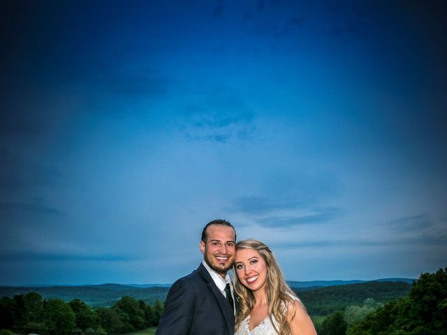 Wesley and Britney's Wedding in Hamburg, New Jersey 3
