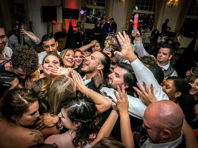 Wesley and Britney's Wedding in Hamburg, New Jersey 9