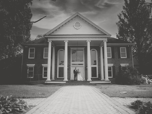 Nic and Alicia's Wedding in Bellbrook, Ohio 1