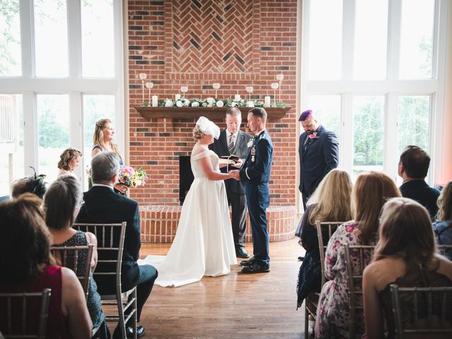 Nic and Alicia's Wedding in Bellbrook, Ohio 7