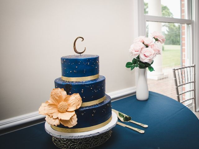 Nic and Alicia's Wedding in Bellbrook, Ohio 16