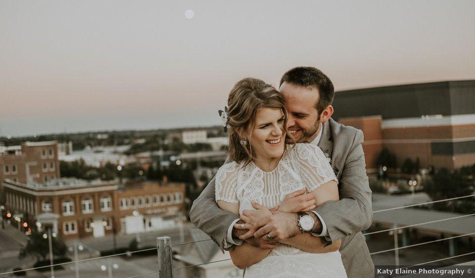 Dustin and Emily's Wedding in Wichita, Kansas