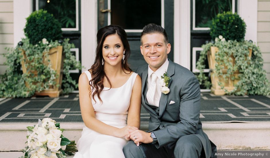 Jake and Annicka's Wedding in Nashville, Tennessee