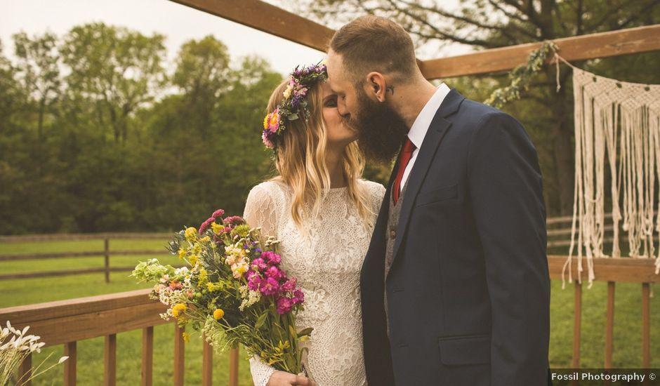 Andrew and Kimmie's Wedding in Iuka, Missouri