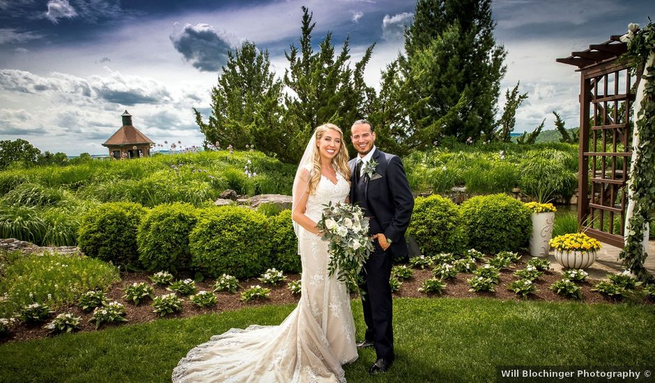 Wesley and Britney's Wedding in Hamburg, New Jersey