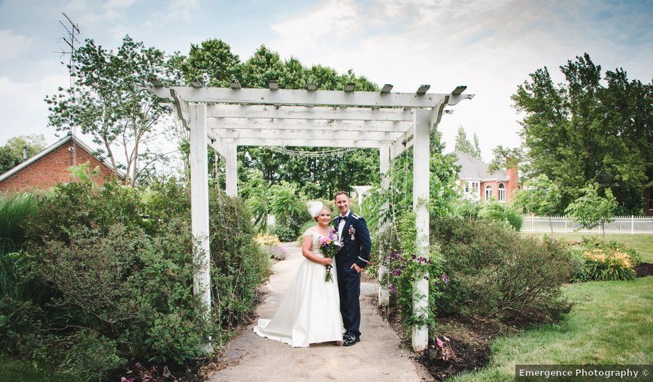 Nic and Alicia's Wedding in Bellbrook, Ohio