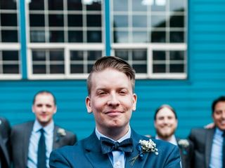 Angela and Jeffery's Wedding in Seattle, Washington 5