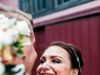 Angela and Jeffery's Wedding in Seattle, Washington 6