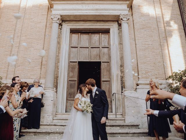 The wedding of Paola and Paolo