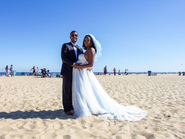 The wedding of Jessica and Adalberto