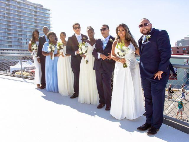 Adalberto and Jessica's Wedding in Asbury Park, New Jersey 6