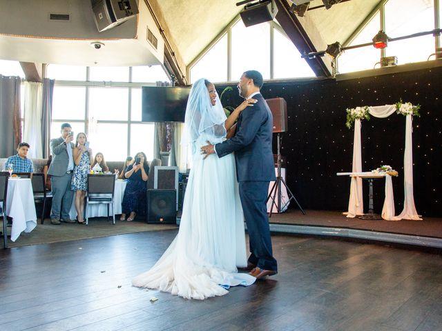 Adalberto and Jessica's Wedding in Asbury Park, New Jersey 9