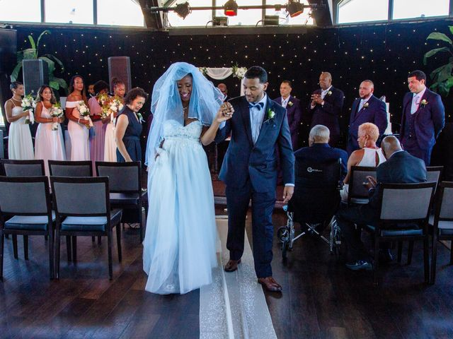 Adalberto and Jessica's Wedding in Asbury Park, New Jersey 2