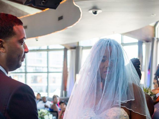 Adalberto and Jessica's Wedding in Asbury Park, New Jersey 45