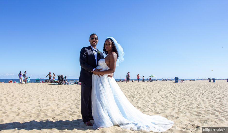 Adalberto and Jessica's Wedding in Asbury Park, New Jersey