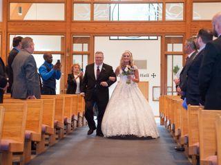 The wedding of Nicole Jaworski and Tyler Gray 2