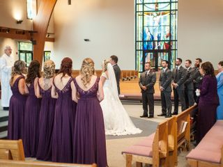 The wedding of Nicole Jaworski and Tyler Gray 3