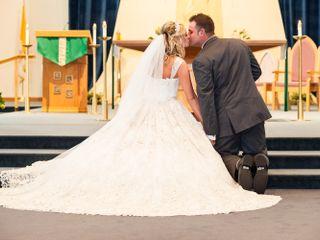 The wedding of Nicole Jaworski and Tyler Gray