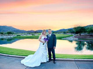 Analisa and Gilbert's Wedding in Phoenix, Arizona 3