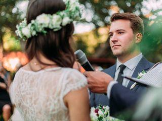 Tom and Ksenia's Wedding in Topanga, California 3