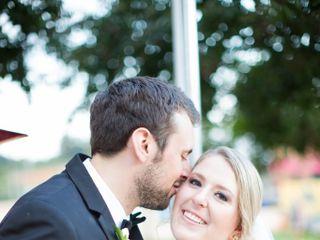 The wedding of Alex and Elisa 1