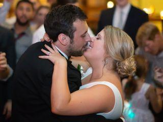 The wedding of Alex and Elisa