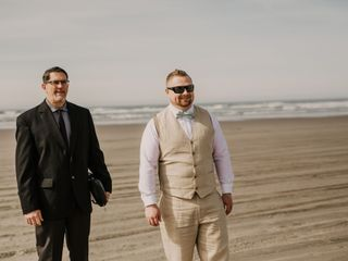 Ben and Erika's Wedding in Seaside, Oregon 3