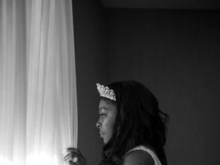 The wedding of Crystal and Joshua 1