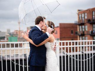 The wedding of Nina and Alex 1
