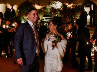 The wedding of Stefanie and Antonio 1
