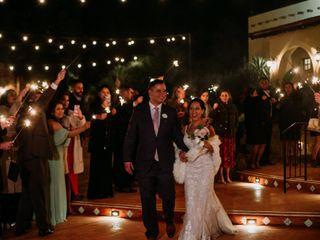 The wedding of Stefanie and Antonio 2