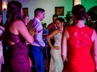 The wedding of Stefanie and Antonio 3