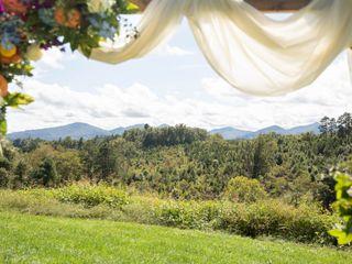 The wedding of Emily and Matt 1